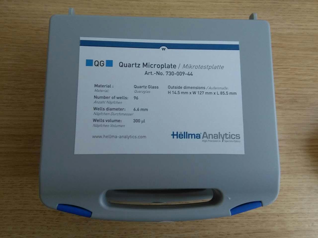 德国Hellma石英微孔板(Quartz Microplates)